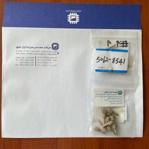5062-8541 Swagelok fitting, PEEK, long, for 1/16 inch (1.6 mm) OD capillary, 10/pk