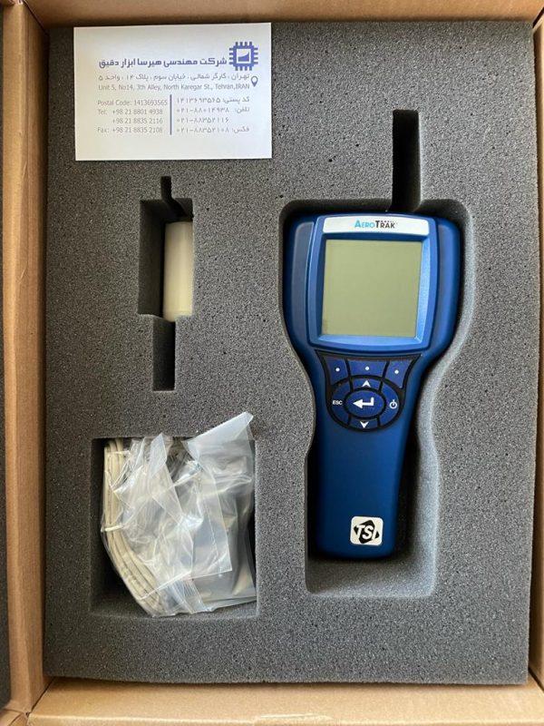هیرسا - particle counter - پارتیکل کانتر شرکت TSI به شماره ساخت TSI 9303-01