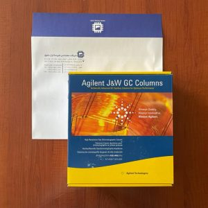 هیرسا - ستون موئین اجیلنت Agilent 122-1032 از سری DB-1-ستون Agilent-ستون اجیلنت