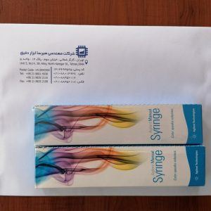 هیرسا - سرنگ HPLC اجیلنت به شماره ساخت Agilent 5190-1501