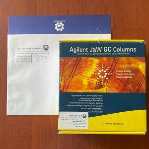 هیرسا - ستون کاپیلاری CP7515 شرکت Agilent از سری Al2O3/KCl