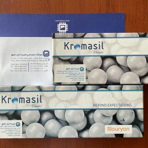 ستون HPLC فاز معکوس کروماسیل M05CLA25 شرکت Kromasil از سری 100-5-C18