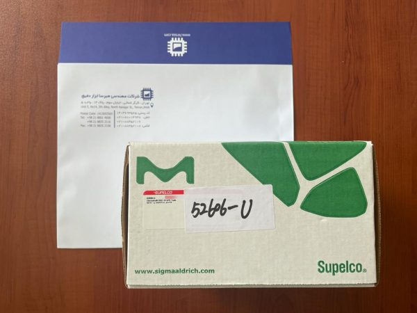 هیرسا - SPE DSC-18 Tube به شماره ساخت Supelco 52606-U