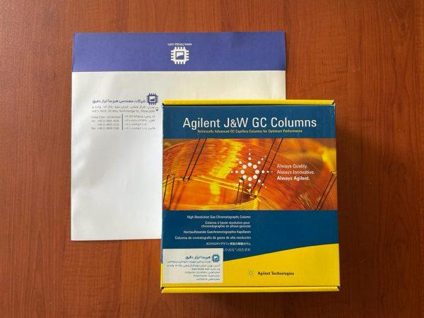 هیرسا - ستون کاپیلاری اجیلنت Agilent 122-7032 از سری DB-WAX